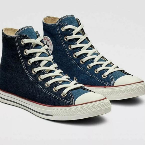 Converse Chuck Taylor All-Star Hi Denim Shoes Men'